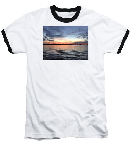 The Ripple Effect Baseball T-Shirt