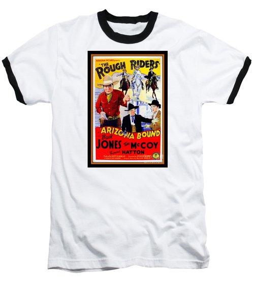 The Rough Riders Baseball T-Shirt