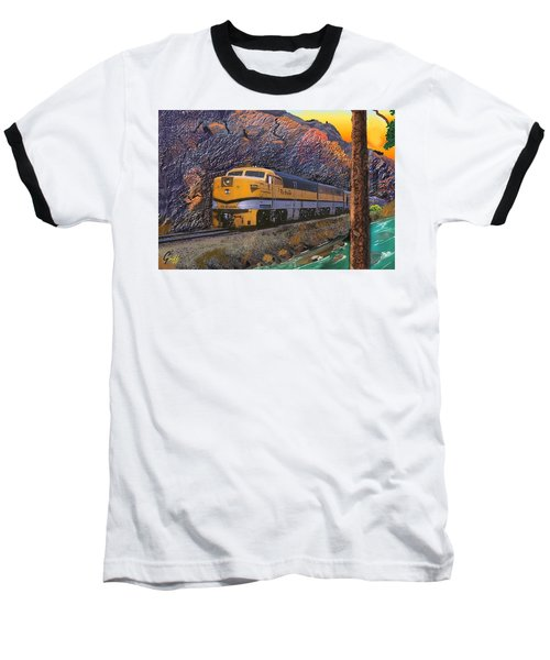 The Royal Gorge Baseball T-Shirt by J Griff Griffin