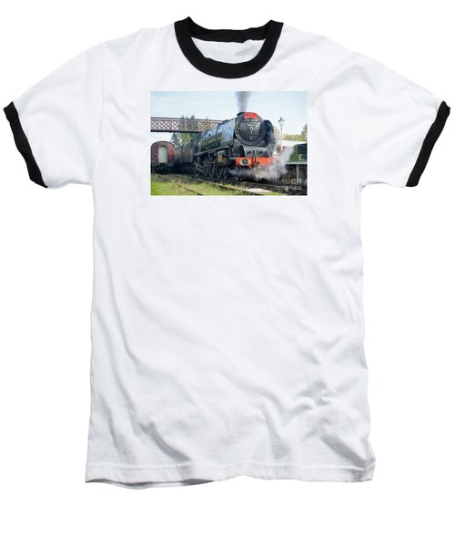 The Royal Scot At Butterley Baseball T-Shirt