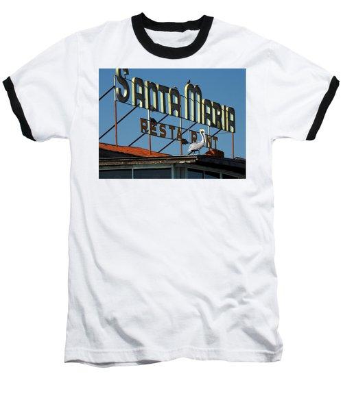 The Santa Maria Baseball T-Shirt