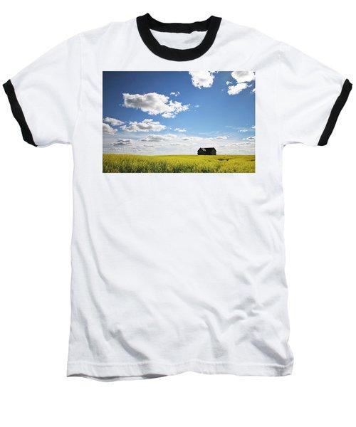 The Saskatchewan Prairies II Baseball T-Shirt
