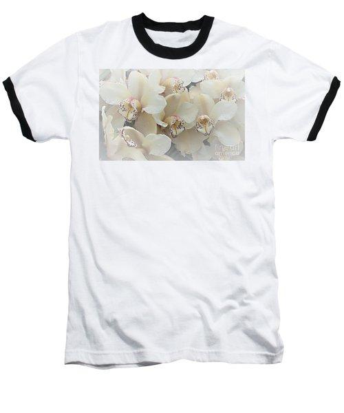 The Secret To Orchids Baseball T-Shirt