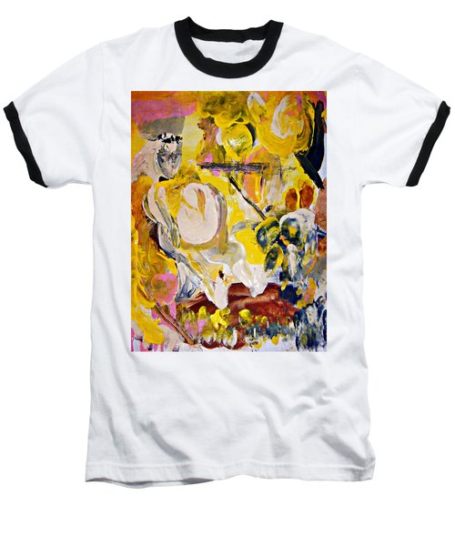 The Seven Deadly Sins - Sloth Baseball T-Shirt