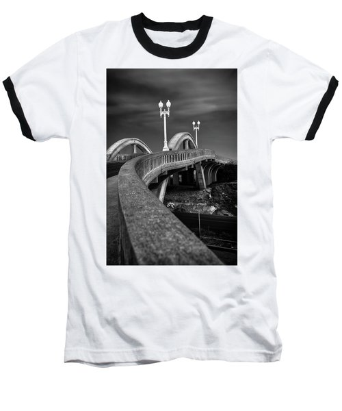 The Sierra Vista Bridge Of Roseville Baseball T-Shirt
