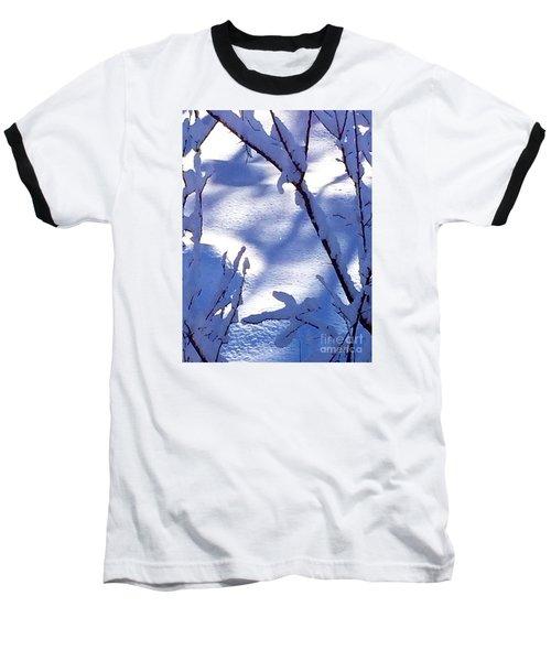The Single Diamond Baseball T-Shirt by Jennifer Lake