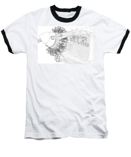 The Spirit Baseball T-Shirt