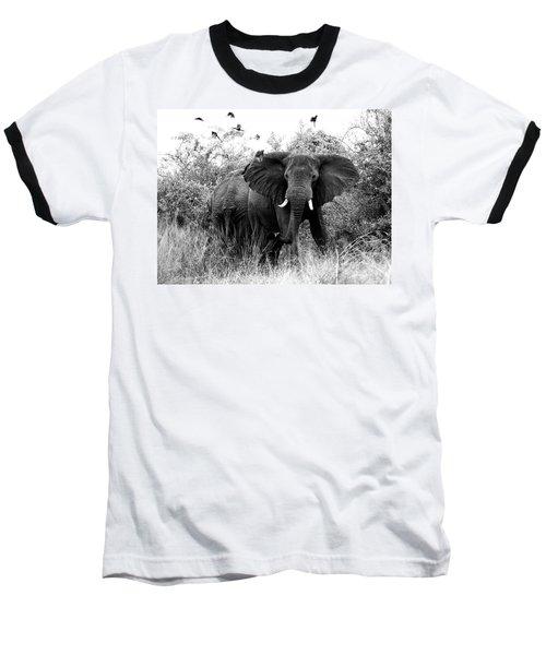 The Standoff Baseball T-Shirt