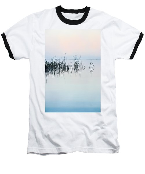 The Stillness Of Life Baseball T-Shirt by Shelby  Young