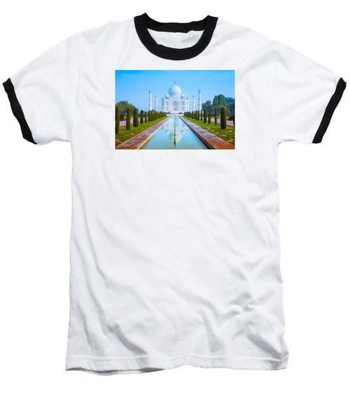 The Taj Mahal Of India Baseball T-Shirt