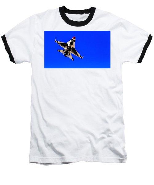 The Team Usaf Thunderbirds Baseball T-Shirt