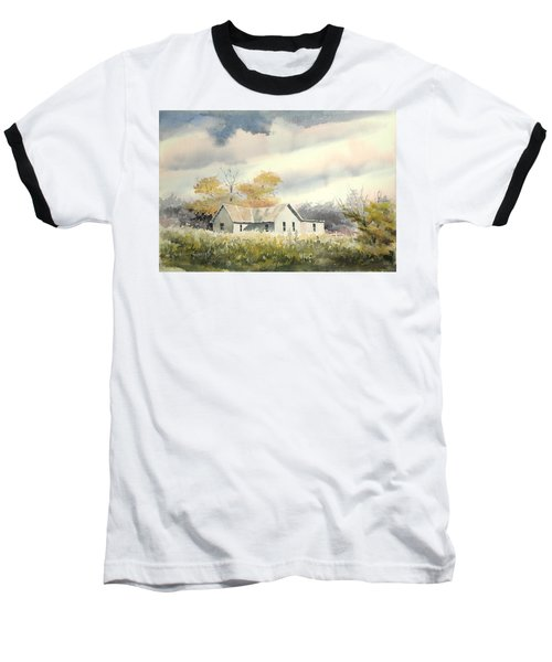 The Thompson Place Baseball T-Shirt by Sam Sidders