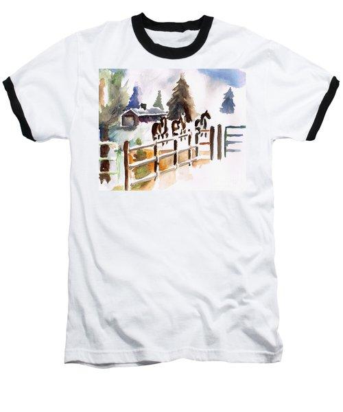 The Three Amigos Baseball T-Shirt