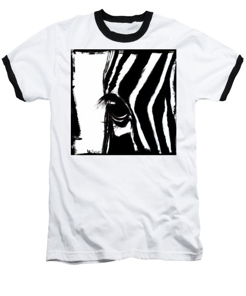 The Three Musketeers - Zebra Baseball T-Shirt