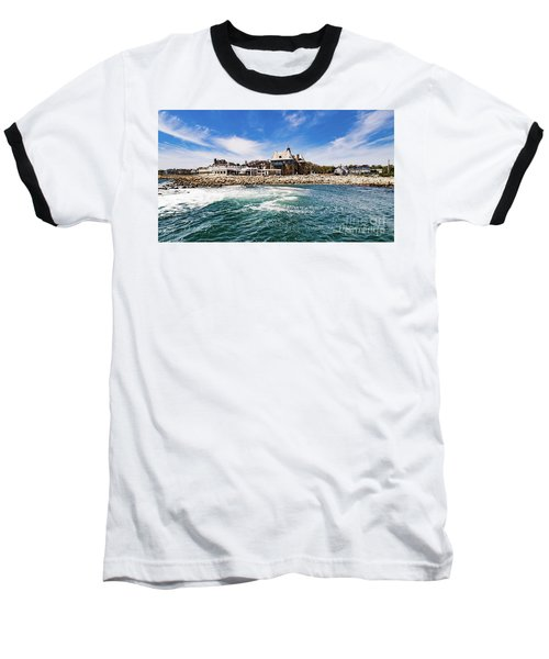 The Towers Of Narragansett  Baseball T-Shirt