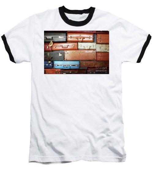The Traveler Baseball T-Shirt