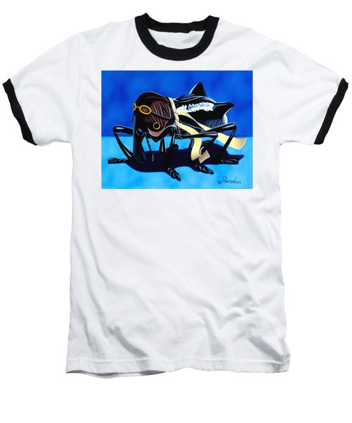 The Veteran Baseball T-Shirt
