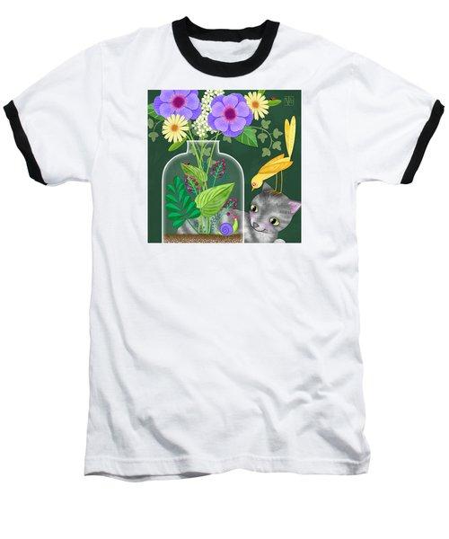 The Visitors Baseball T-Shirt