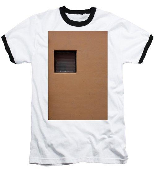 The Window Baseball T-Shirt by Monte Stevens