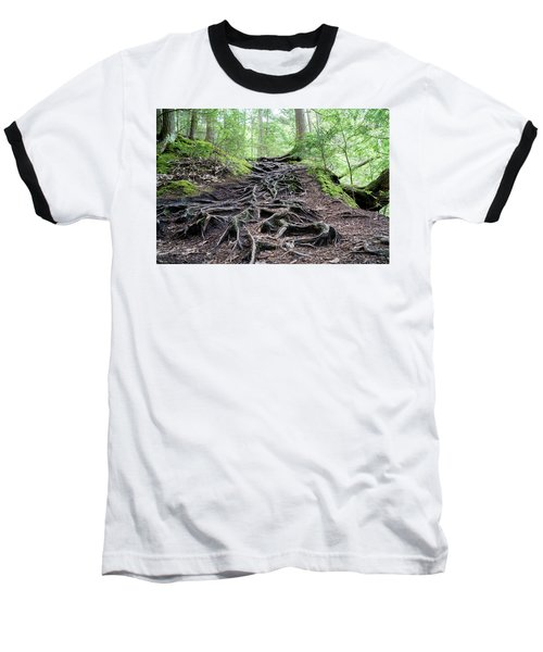 The Woods Baseball T-Shirt