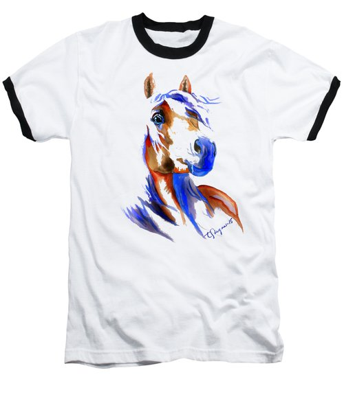 The Young Rebel Baseball T-Shirt