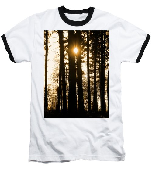 There's Always The Sun Baseball T-Shirt