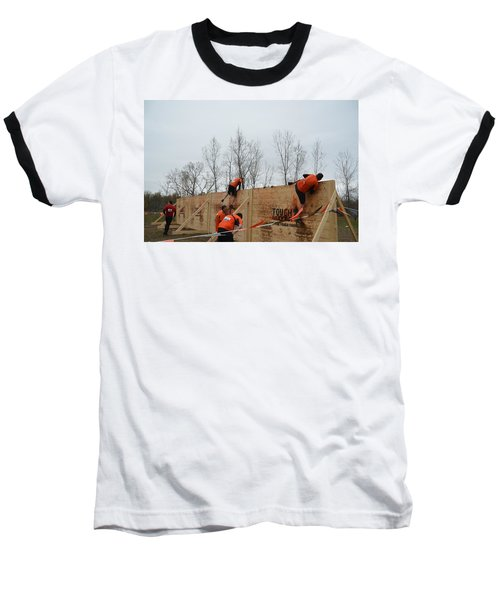 They Call It The Berlin Walls Baseball T-Shirt