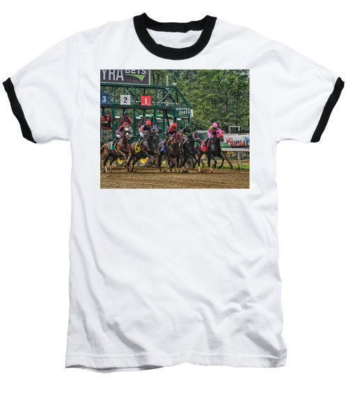 They're Off Baseball T-Shirt