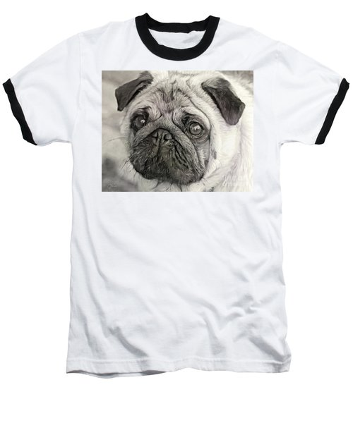 This Puggy Baseball T-Shirt
