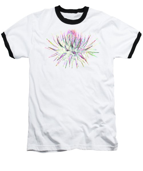 Thistlehead1 T-shirt Baseball T-Shirt