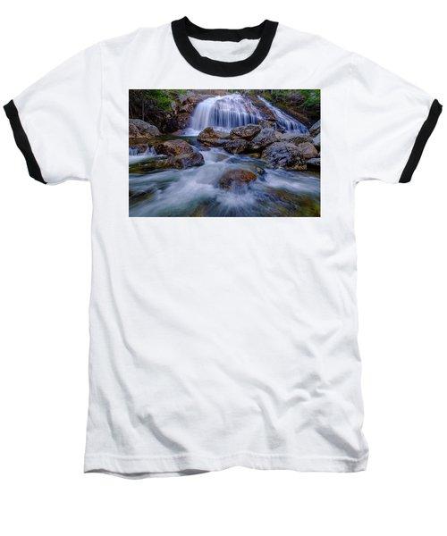 Thompson Falls, Pinkham Notch, Nh Baseball T-Shirt