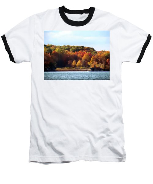 Thousand Island Color Baseball T-Shirt