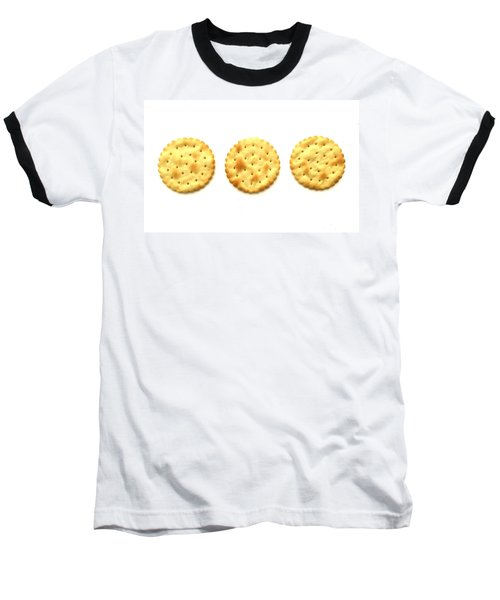 Three Crackers Baseball T-Shirt