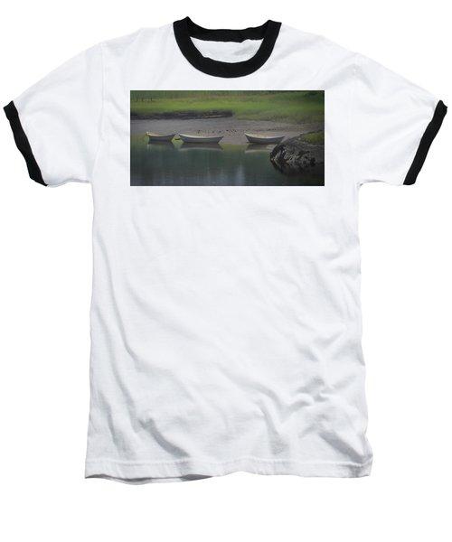 Three Dories Baseball T-Shirt