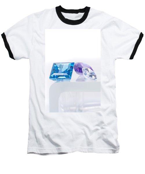 Three Jewel Baseball T-Shirt by Atiketta Sangasaeng