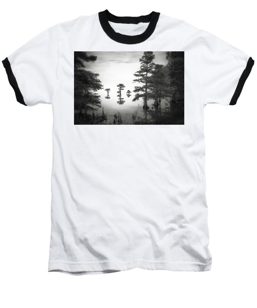 Baseball T-Shirt featuring the photograph Three Little Brothers by Eduard Moldoveanu