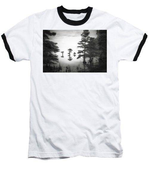 Three Little Brothers Baseball T-Shirt by Eduard Moldoveanu