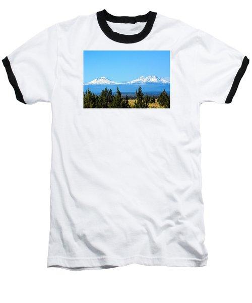 Three Sisters In The Fall Baseball T-Shirt