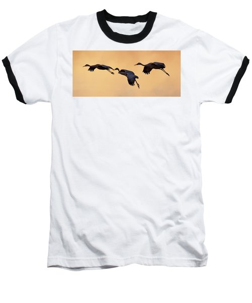 Three's Comapany Baseball T-Shirt