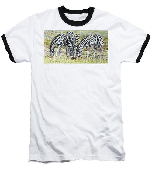 Three's Company Baseball T-Shirt