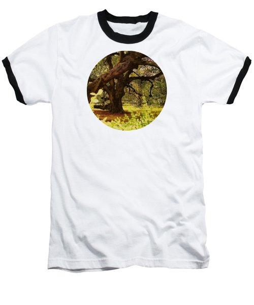 Through The Ages Baseball T-Shirt