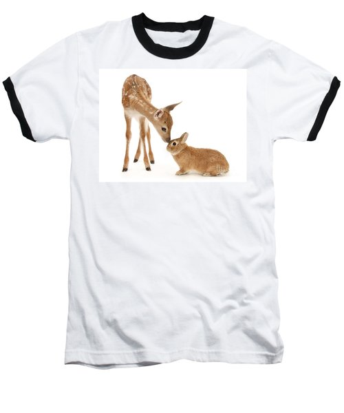 Thumper And Bambi Baseball T-Shirt