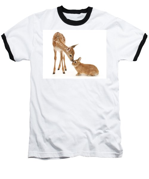 Thumper And Bambi Baseball T-Shirt