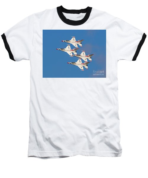 Thunderbird Diamond Baseball T-Shirt