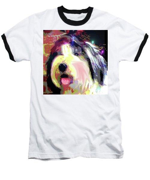 Tia Baseball T-Shirt by Alene Sirott-Cope
