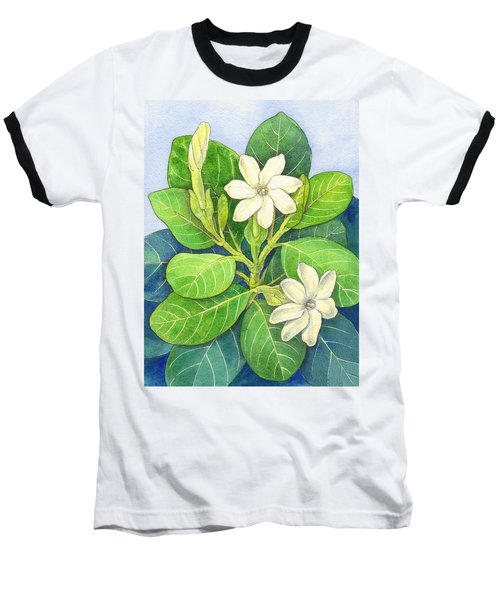 Tiare Maori Baseball T-Shirt