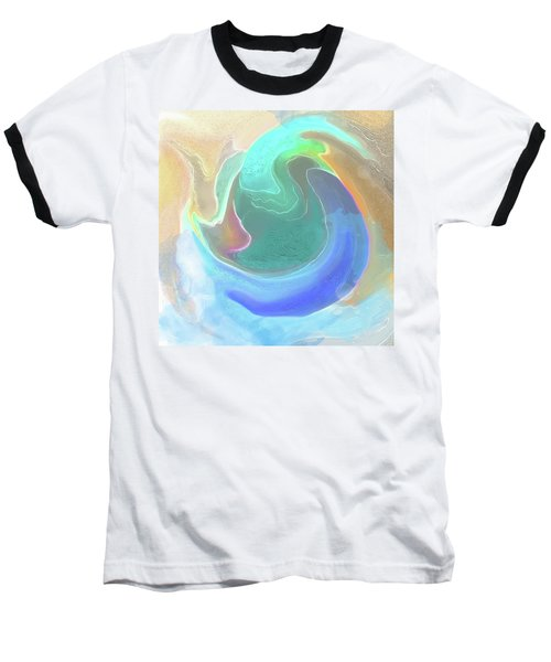Tidal Pool Baseball T-Shirt