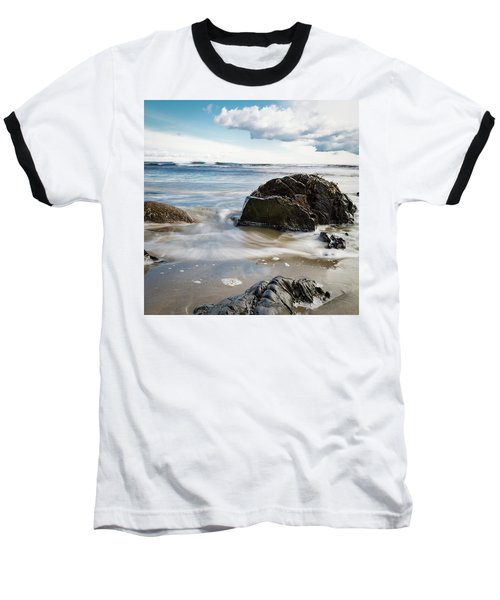 Tide Coming In #2 Baseball T-Shirt