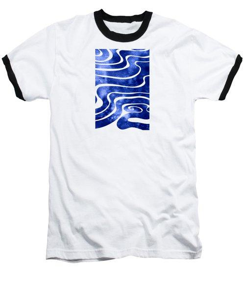 Tide V Baseball T-Shirt