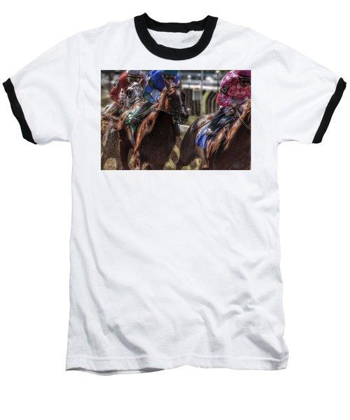 Tight Quarters Baseball T-Shirt